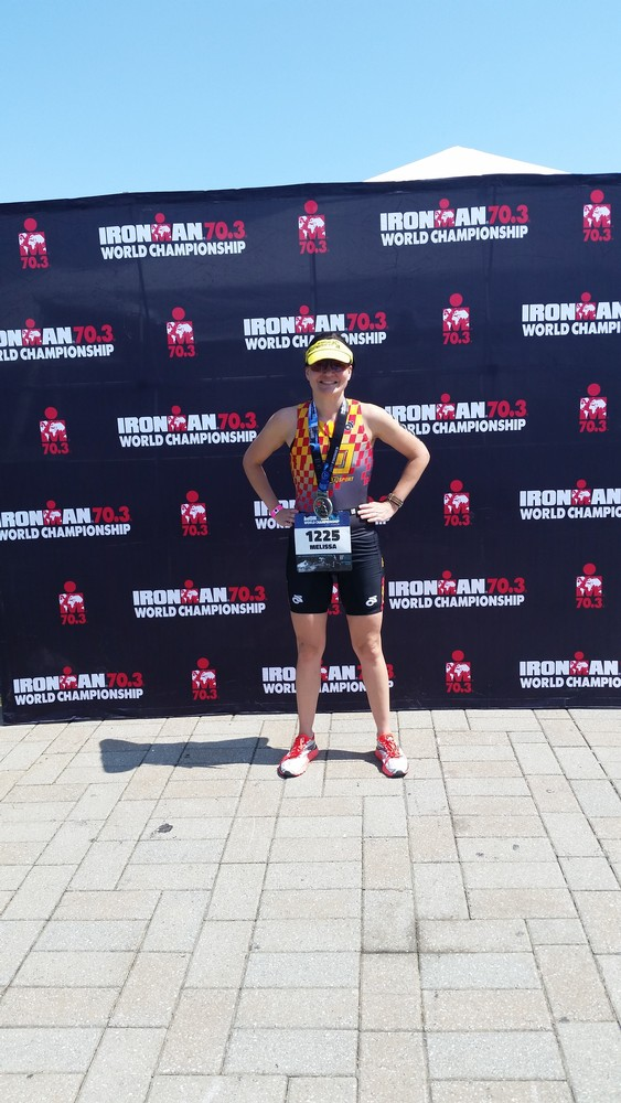 After the 2017 Ironman 2017 70.3 World Championships in Chattanooga, TN