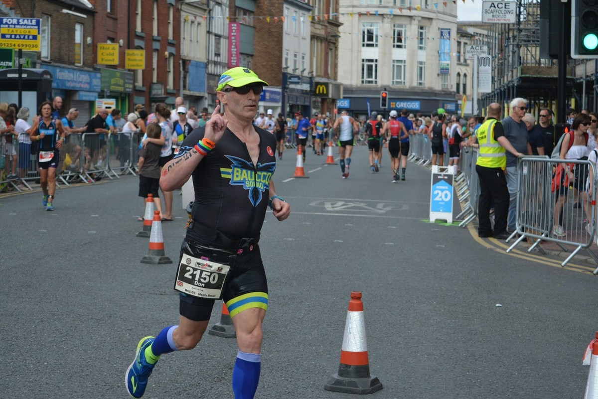 Ironman UK Run