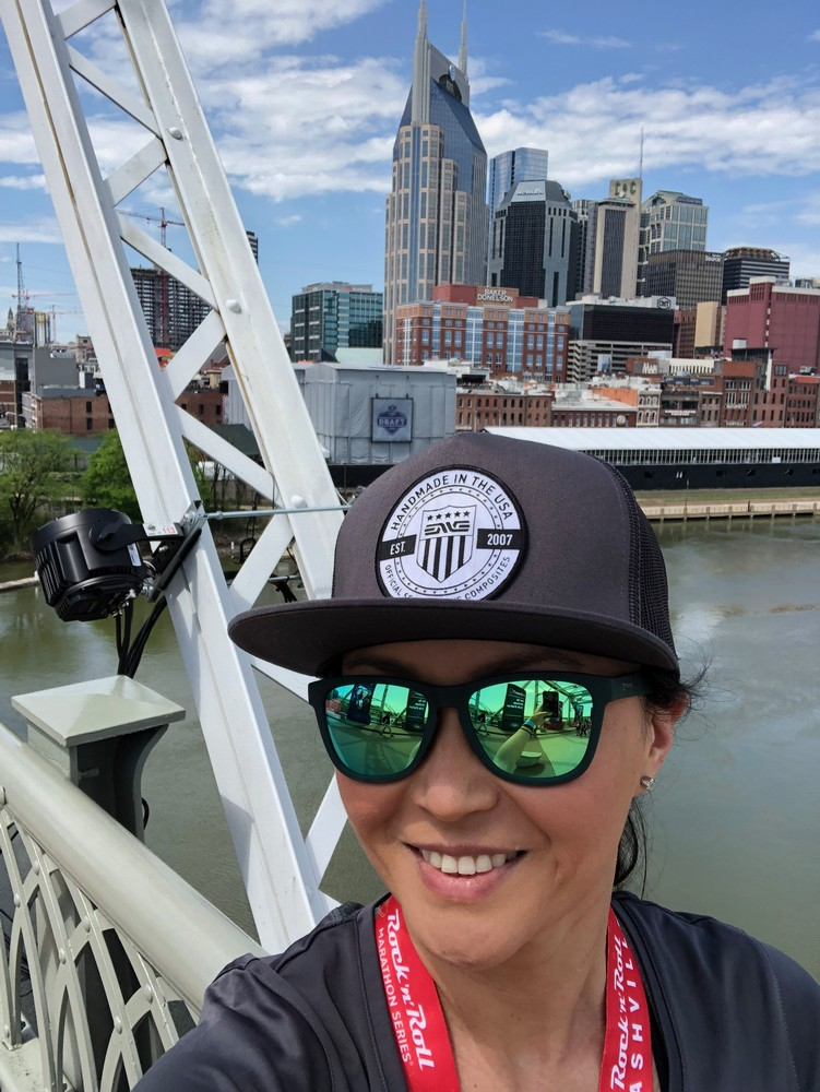 Nashville Rock and Roll Half Marathon 2019