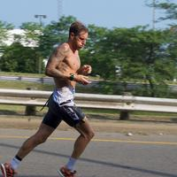 Winning the 2015 Cleveland Triathlon